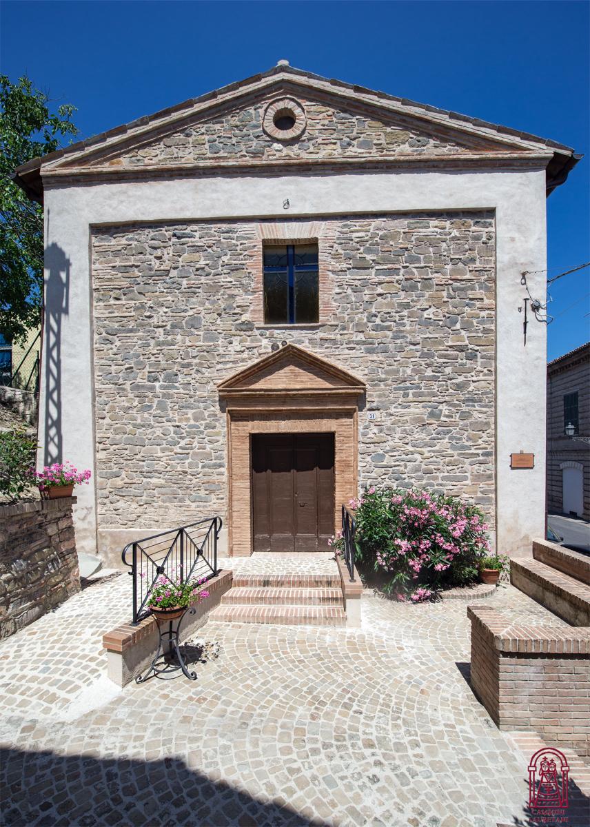 Belforte, chiesa san Giovanni