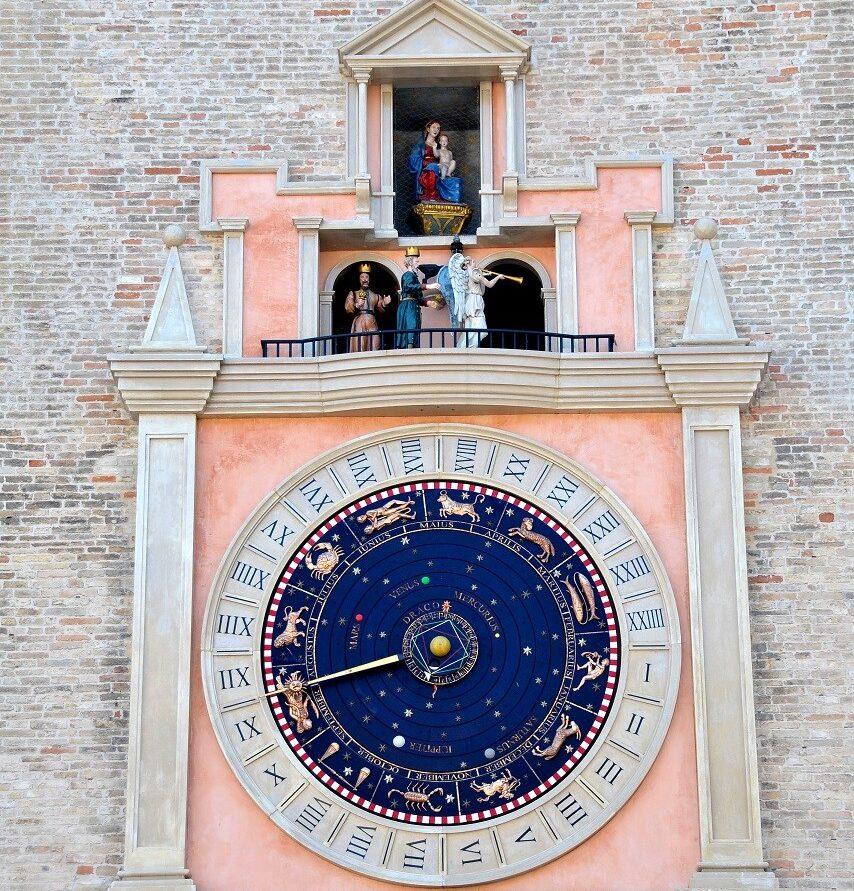Macerata – Orologio Torre Civica