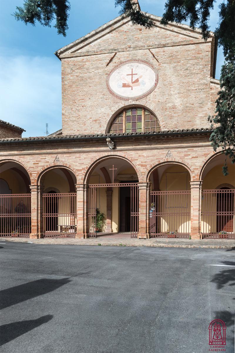 Chiesa e convento dei Cappuccini, Recanati