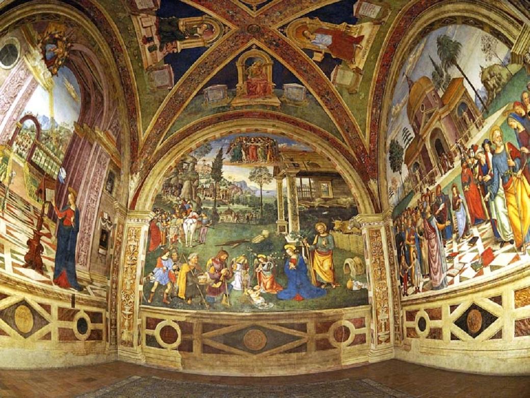 Cappella S.Maria Maggiore Spello