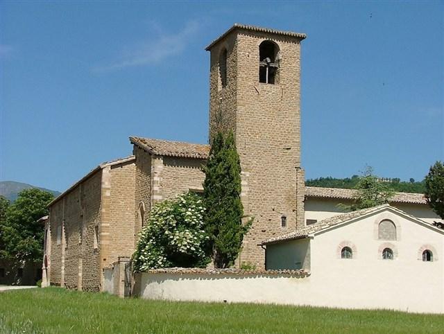 chiesa s. Francesco_Pievebovigliana
