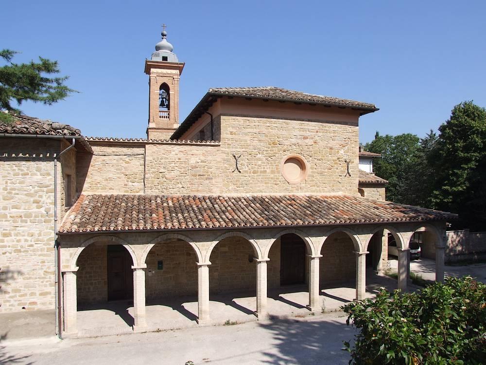 Santuario del Beato Francesco da Caldarola in Colfano