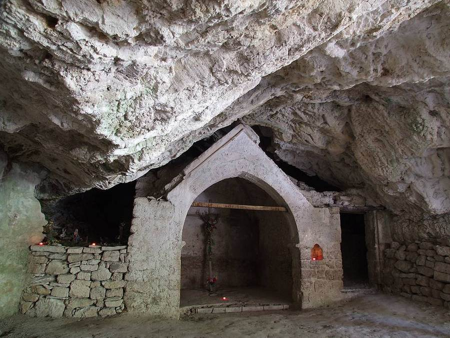 eremo della Grotta dei Frati