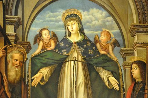 Madonna Misericordia Macerata