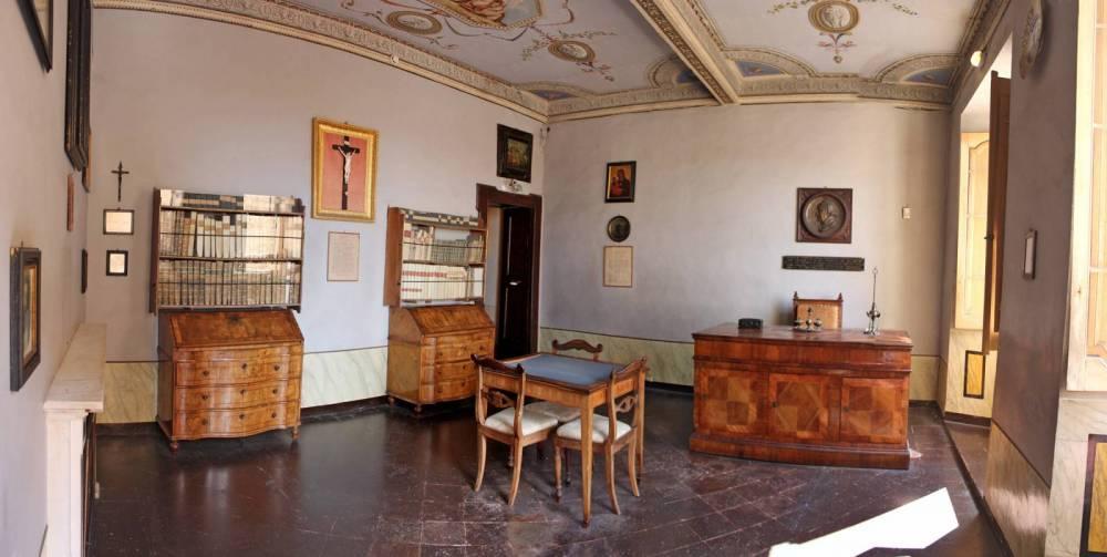 Casa i Giacomo Leopardi_interno