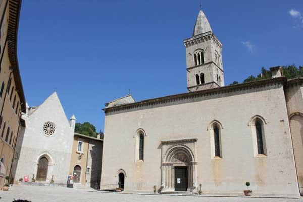 Visso Chiesa S.Maria della Pieve